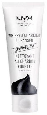 Nyx professional makeup NYX Professional Makeup Whipped Charcoal Cleanser Mus Oczyszczający 100ml NYX-0647