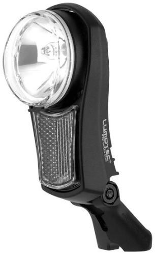 Busch & Müller Lumotec lampka rowerowa, czarna, czarny, jeden rozmiar 11502034