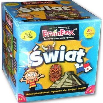 Albi BrainBox: Świat