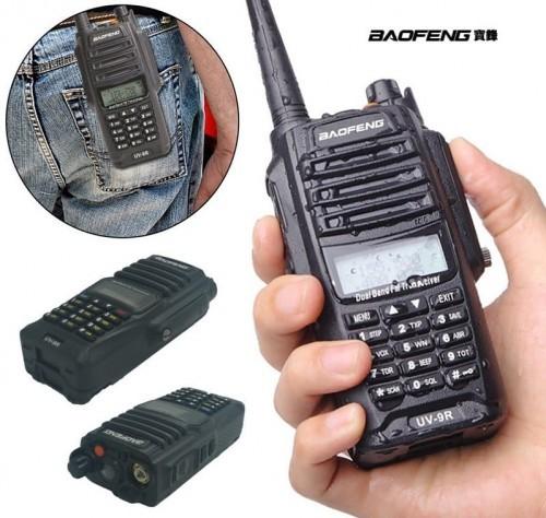 Baofeng Radiotelefon UV-9R VHF/UHF Wodoszczelny IP67 UV-9R