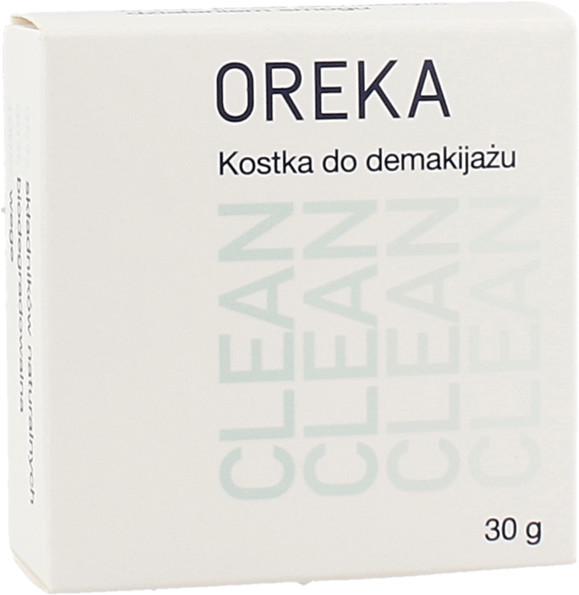 OREKA OREKA kostka do demakijażu Antysmogowa 30g 53197-uniw
