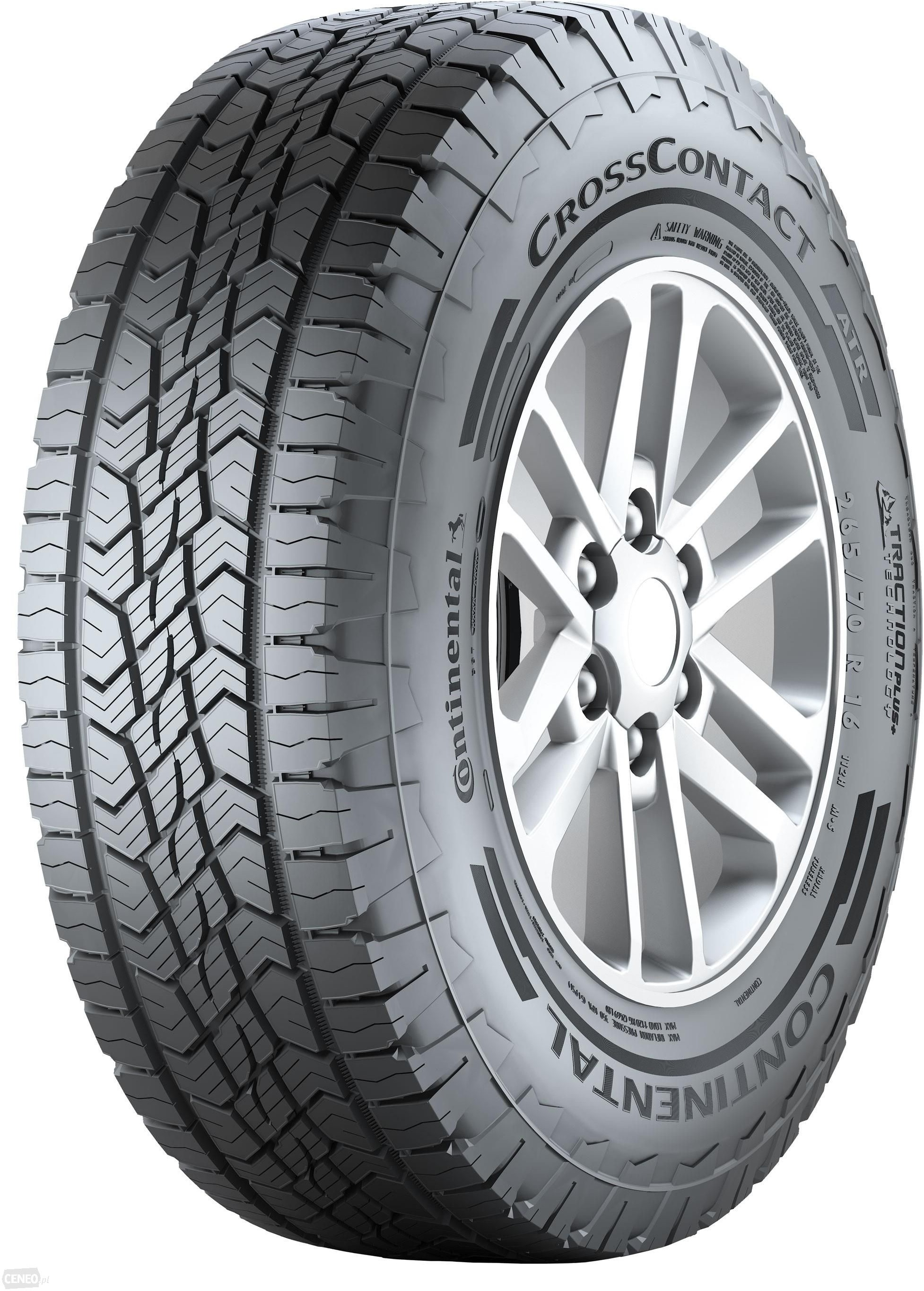 Continental ContiCrossContact ATR 255/70R16 111T