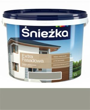 Śnieżka Emulsja Extra Fasadowa grafitowa 307B 5l 771200
