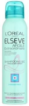 Loreal Paris Paris Elseve Extraordinary Clay suchy szampon do włosów przetłuszczających 150 ml
