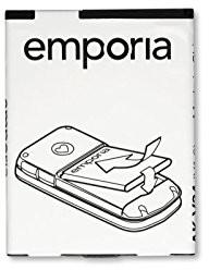 Emporia AK _ V34zapasowy akumulator (1020mAh) Biały 9005613129583