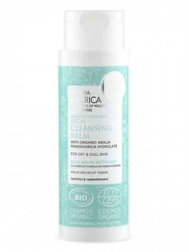 Natura Siberica (kosmetyki) Balsam Oczyszczający Do Skóry Suchej Eco 150 ml -