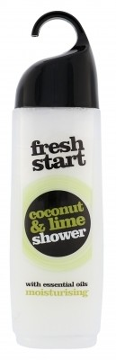 Xpel Xpel Fresh Start Coconut & Lime żel pod prysznic 420 ml dla kobiet