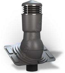 WIRPLAST Kominek izolowany Uniwersal Plus do pokryć profilowanych - 125mm UNIWERSAL_PLUS_IZO_1
