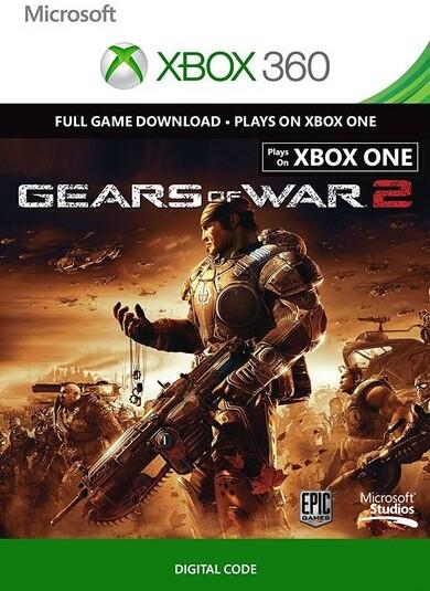 Gears Of War 2 (GRA XBOX ONE) wersja cyfrowa