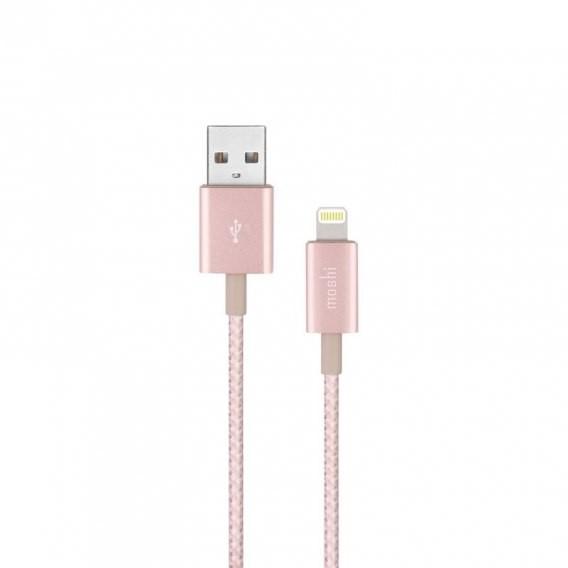 Moshi Integra - Kabel Apple Lightning MFi 1,2 m (Golden Rose) 99MO023253