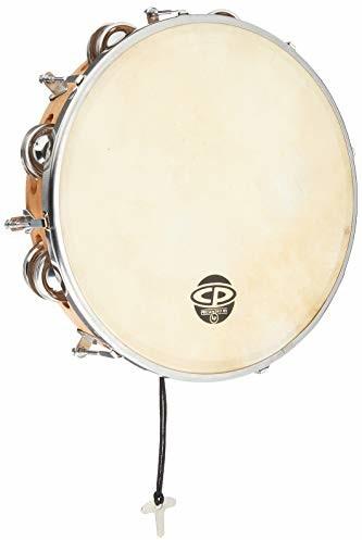 Latin Percussion Latynoska perkusja LP861350 25 cm CP drewno Tunowalny Tamburyn LP861350