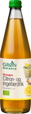 GRON BALANCE (produkty spożywcze) KONCENTRAT CYTRYNOWO-IMBIROWY BIO 500 ml - GRON BALANCE BP-5701410382803