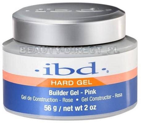 IBD Builder Gel Strong Pink 56g - różowy budujący