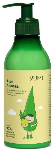 Yumi YUMI Balsam do ciała ALOE ANANAS 300ml 46160-uniw