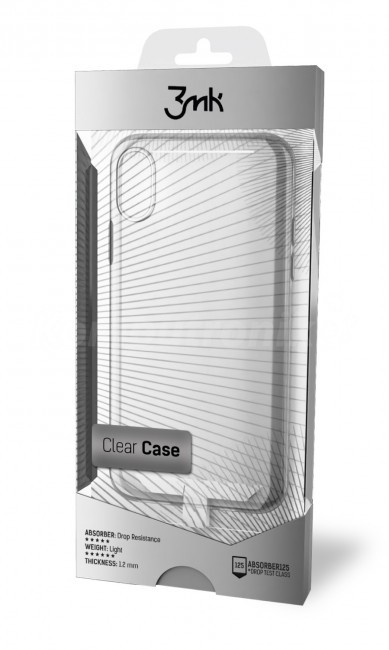 3mk ClearCase do iPhone 6/6s CCAIP6