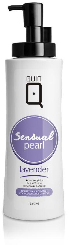 Silcare Płyn do kąpieli QUIN Sensual Pearl - Lavender 750 ml