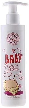 Hristina Cosmetics Naturalne mleczko do ciała dla dzieci - Hristina Cosmetics Mother And Baby Body Milk Naturalne mleczko do ciała dla dzieci - Hristina Cosmetics Mother And Baby Body Milk