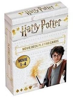 Cartamundi Harry Potter Movie 1-4