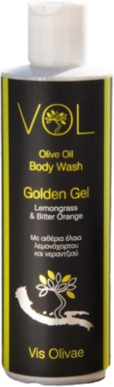 VOL by Vis Olivae VOL Żel pod prysznic z nutą trawy cytrynowej i gorzkiej pomarańczy SKU 0030