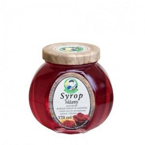 Fungopol Syrop różany 170 ml Fungopol 5A06-800BE