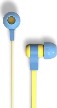 Tribe Minionki Słuchawki Swing Carl Żółto-Niebieskie