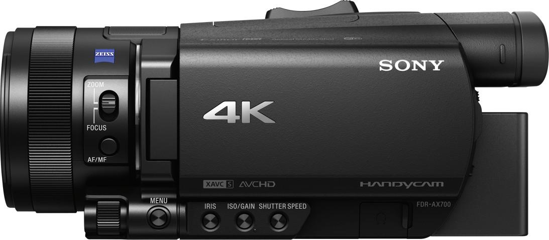 Sony FDRAX700