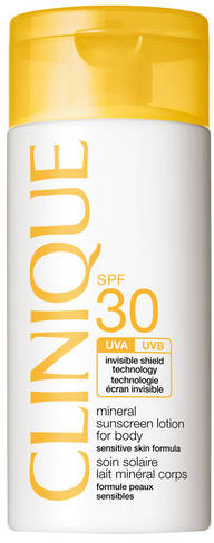 CLINIQUE SPF 30 Mineral Sunscreen Lotion For Body - balsam do opalania