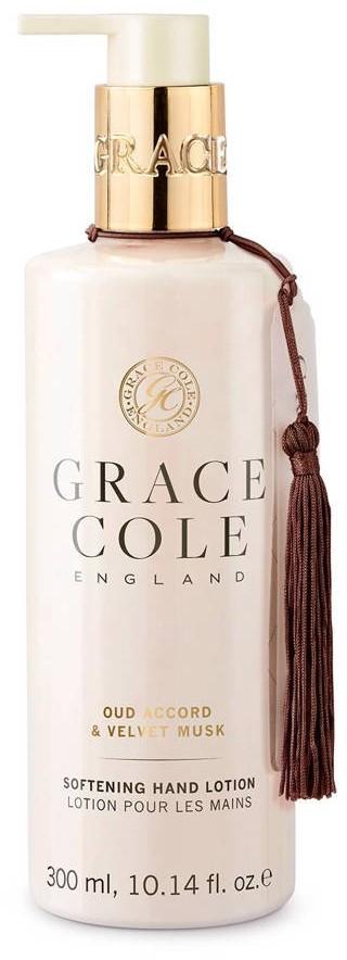 Grace Cole Oud Accord & Velvet Musk balsam do rąk 300ml