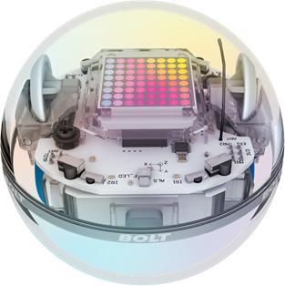 Sphero, Inc Sphero Inc Sphero Bolt kulka robot sterowana smartfonem lub tabletem IKRORBOLT