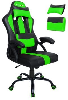 Huzaro Fotel gamingowy Huzaro FORCE 3.0 Green HZ-Force 3.0 Green