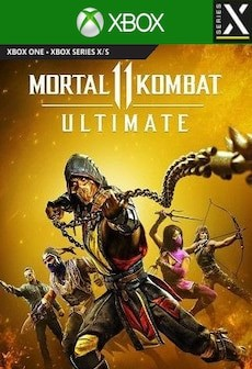 Mortal Kombat 11 Ultimate Edition (GRA XBOX ONE / XBOX SERIES X) wersja cyfrowa