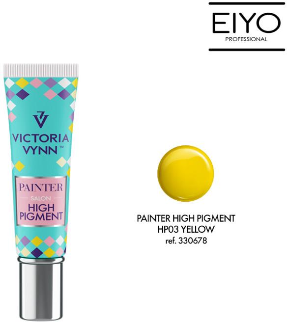 Pigment Victoria Vynn PAINTER HIGH HP03 YELLOW VICTORIA VYNN 7 ml 330678