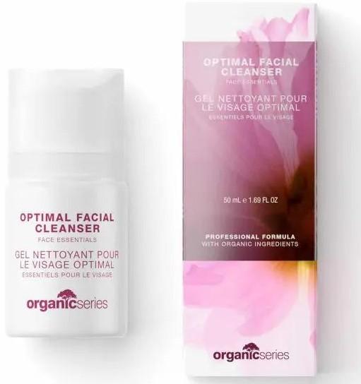 Organic Series Żel do demakijażu Optimal Facial Cleanser od Organic Series - 200 ml
