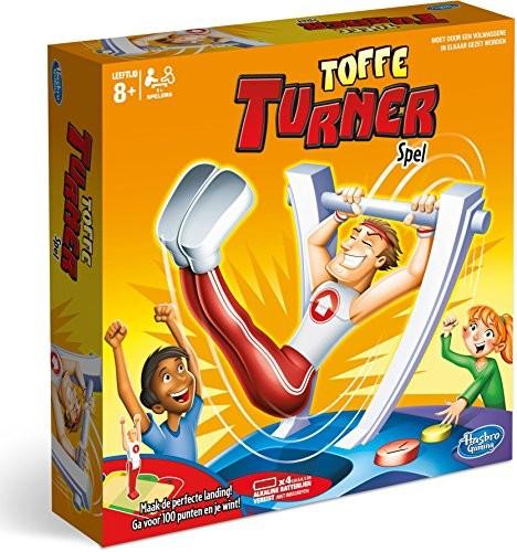 Hasbro c0376104 imponujący kumek Turner: gra,