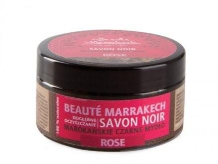Savon Noir Beaute Marrakech Naturalne marokańskie czarne mydło Róża - Beauté Marrakech Moroccan Black Soap Naturalne marokańskie czarne mydło Róża - Beauté Marrakech Moroccan Black Soap