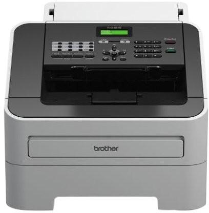 Brother FAX fax laserowy, szary/czarny FAX2940G1
