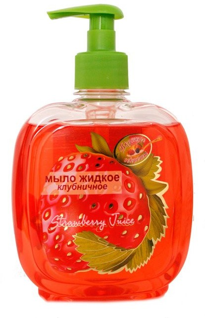 Eva Natura Alliance of Beauty Słodki Żel sok truskawkowy 460ml