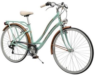 Indiana Rower miejski Carosello 28 6B Zielony