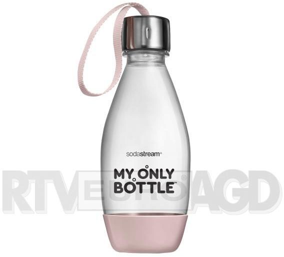 Soda Stream My Only Bottle 500ml różowy PINK BLUSH