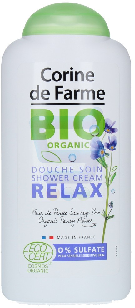 Corine de Farme Bio Organic Żel pod prysznic Relax 300 ml