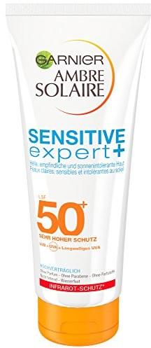 Garnier Ambre Solaire Sensitive Expert + mleczko SPF 50+, 200 ml C45887