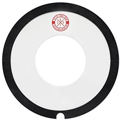 Ahead ABFSD14-DON pączek duży tłuszcz, bęben do wchlenia, czarny/przezroczysty, 35 cm, BFSD14DON BFSD14DON