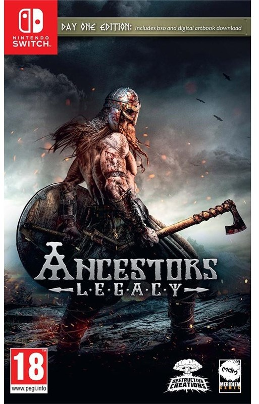Ancestors Legacy: Day One Edition (GRA NINTENDO SWITCH)