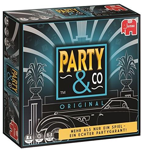 Jumbo Spiele 17792 Party & Co. Oryginalny, gra