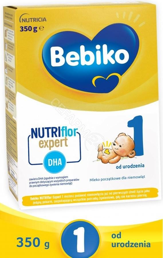 Bebiko Mleko Początkowe 350g