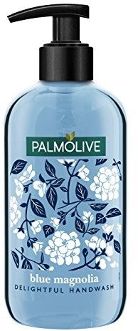 Palmolive Palm Olive Décor Blue Magnolia mydło, 6er Pack (6X 250ML) IT05090A