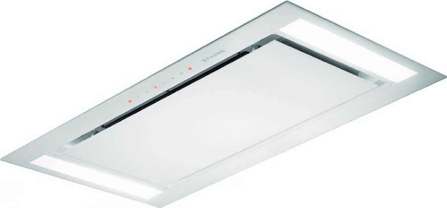 Faber HEAVEN GLASS 2.0 WH FLAT 90 (110.0428.440)
