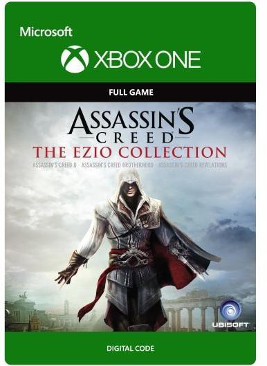Assassins Creed The Ezio Collection (GRA XBOX ONE) wersja cyfrowa