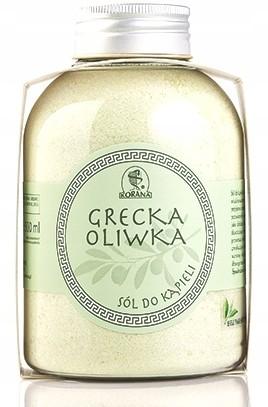 KORANA Sól Do Kąpieli Grecka Oliwka 500ml