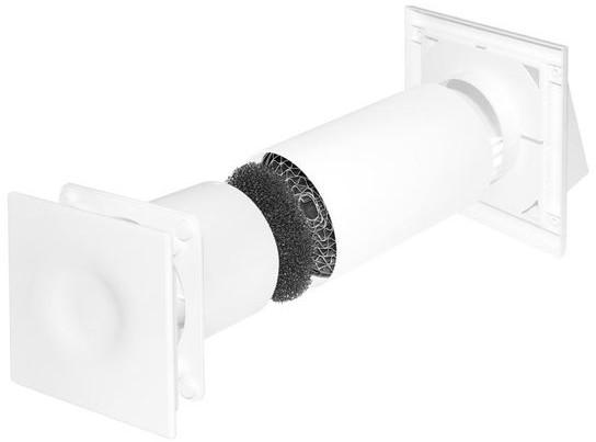 AWENTA Rekuperator kompaktowy HRV100 100 mm AWENTA